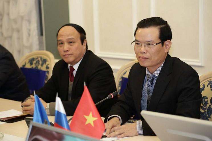 Сергей Морозов Россию и Вьетнам связывают давние отношения, более того, эта страна – стратегический партнёр нашего государства - 2