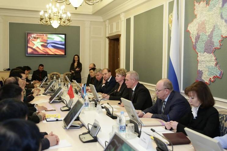 Сергей Морозов Россию и Вьетнам связывают давние отношения, более того, эта страна – стратегический партнёр нашего государства