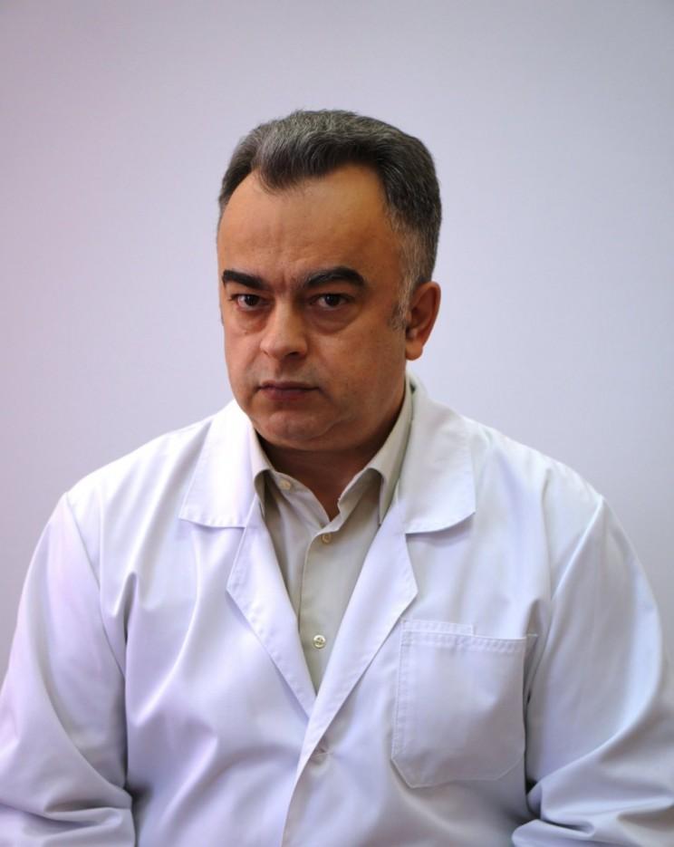 Сергей Панченко, главный онколог минздрав Ульяновской области