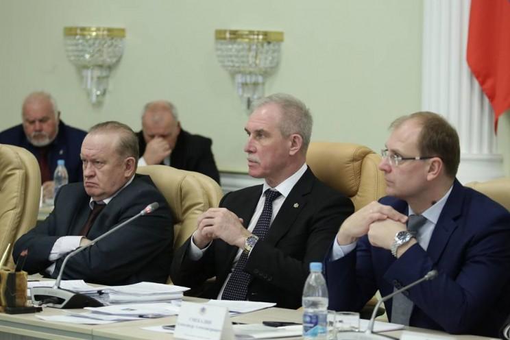Валерий Малышев, Сергей Морозов, Александр Смекалин