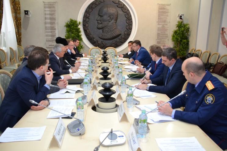 Геннадий Спирчагов принял участие в круглом столе по эффективности использования бюджетных ресурсов
