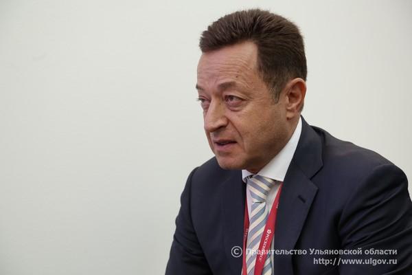 Глава дивизиона «Россия» корпорации Fortum Александр Чуваев