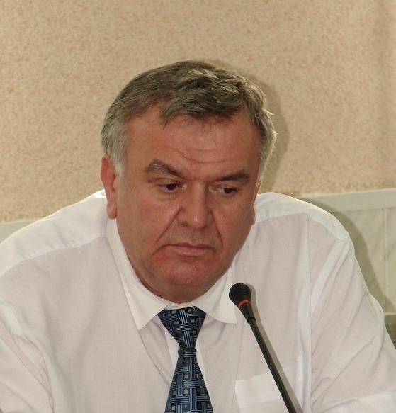 Ханяфи Рамазанов, глава муниципального образования «Цильнинский район» Ульяновской области.