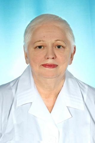 Римма Ватутина, заслуженный врач России
