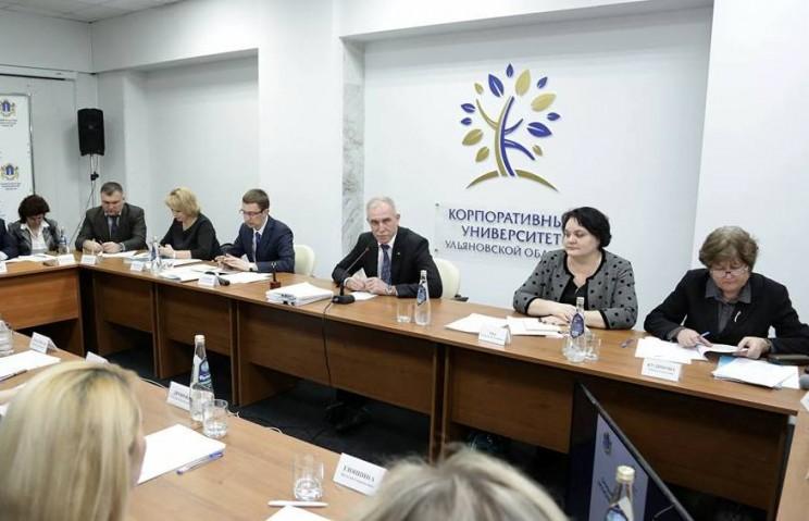 Сергей Морозов Запускаем новый приоритетный проект «Развитие наставничества в Ульяновской области