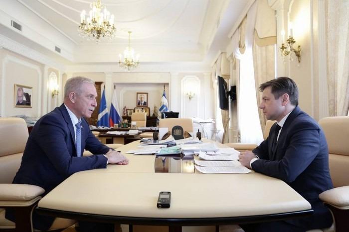 Сергей Морозов: «В 2017 году нам удалось получить на 4 миллиарда больше доходов в бюджет области»