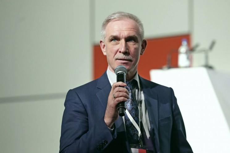 Сергей Морозов на форуме Наставник, 13 февраля 2018 года