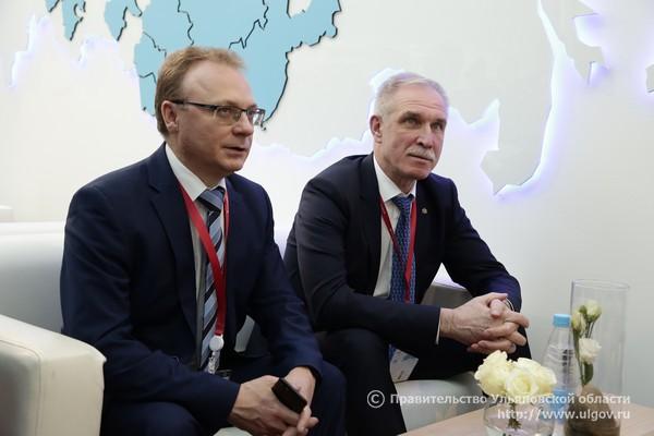 Сергей Васин и Сергей Морозов