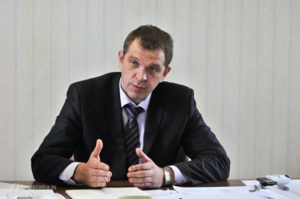 Сергей Выжимов, заместитель главы администрации Димитровграда.