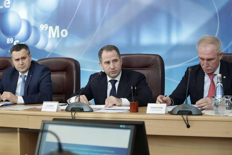 Совещание по вопросам социально-экономического развития Ульяновской области с участием Михаила Бабича, 20 февраля 2018 года - 2