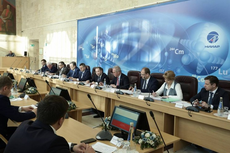 Совещание по вопросам социально-экономического развития Ульяновской области с участием Михаила Бабича, 20 февраля 2018 года