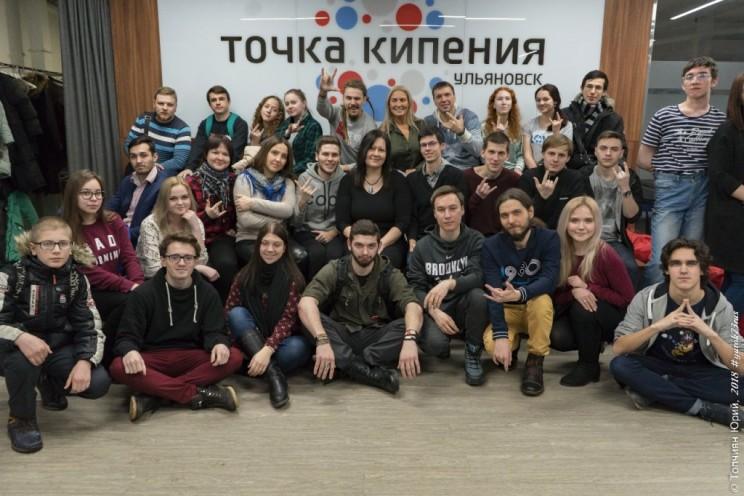 Выпускники мастерской «КиноКвант» примут участие в съемках фильма с российскими звездами в Ульяновске