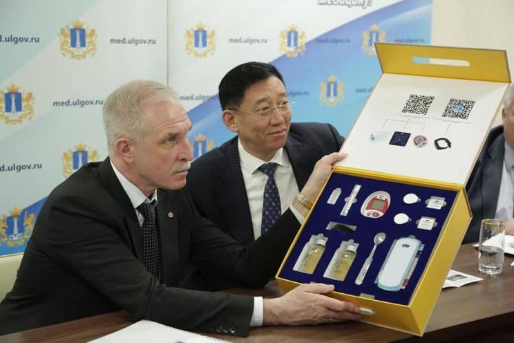 5 компаний из Китая приняли разместят своё производство в медицинском кластере Ульяновска 1