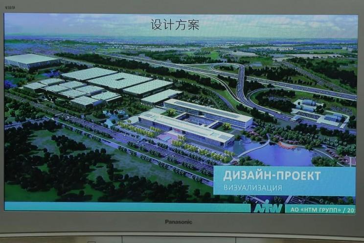 5 компаний из Китая приняли разместят своё производство в медицинском кластере Ульяновска 3