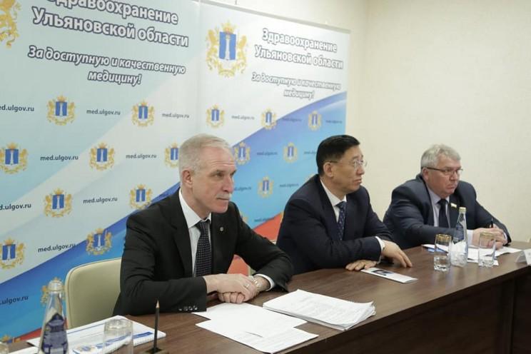 5 компаний из Китая приняли разместят своё производство в медицинском кластере Ульяновска 4
