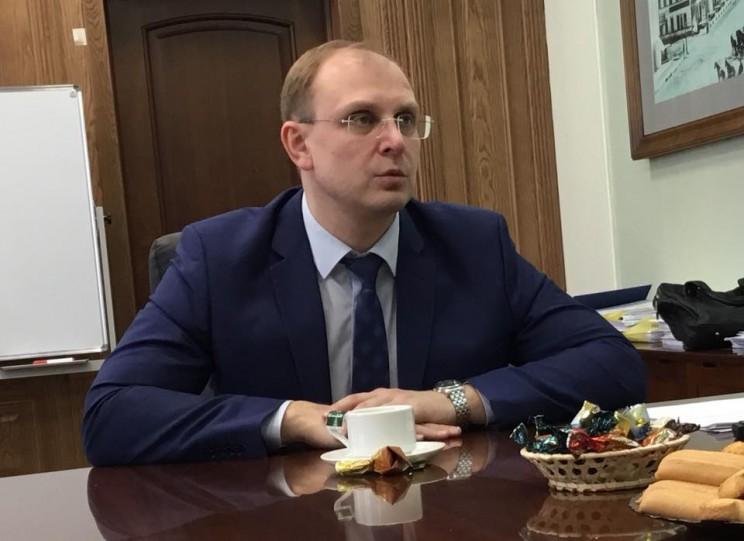 Александр Смекалин, 22 марта 2018 года, Фото Дмитрий Малых