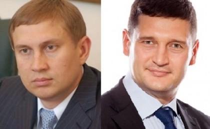 Дмитрий Рябов и Ростислав Эдварс