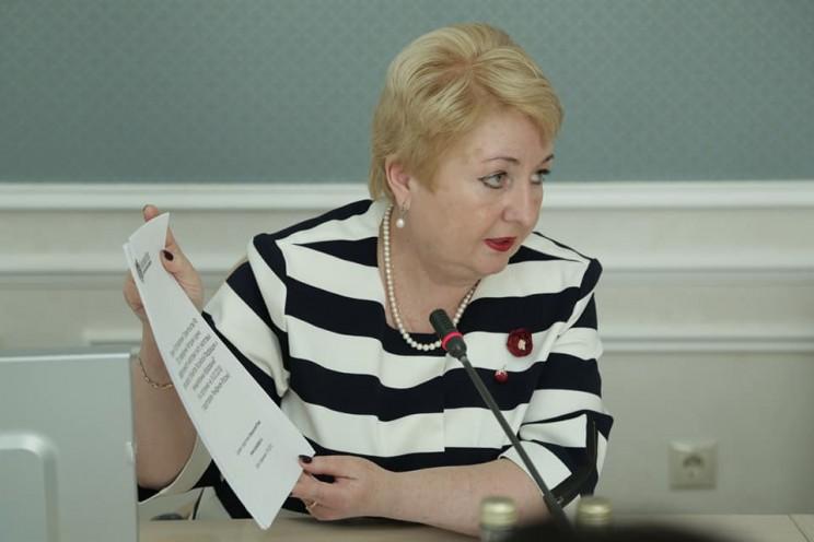 Екатерина Буцкая, министр финансов Ульяновской области