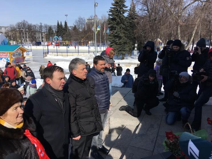 Грудинин в Ульяновске