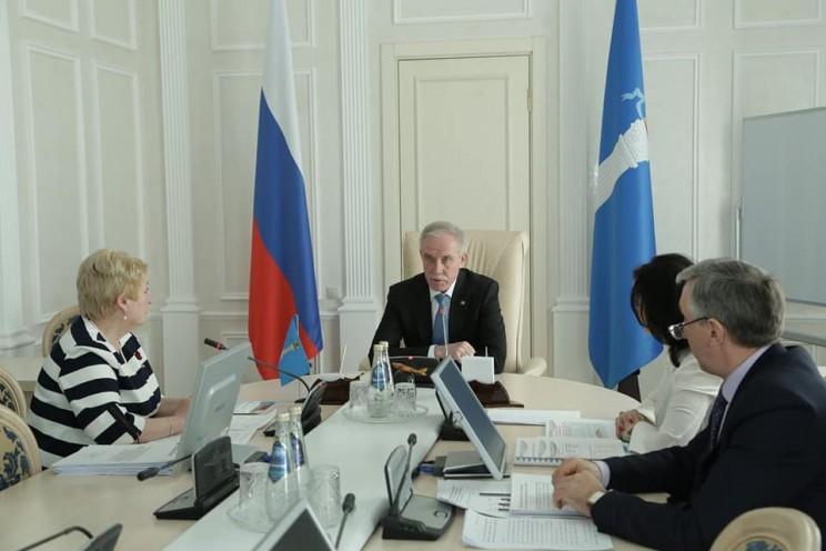 Губернатор Ульяновской области анонсировал создание единого консалтингового дата-центра для улучшения финансовой политики