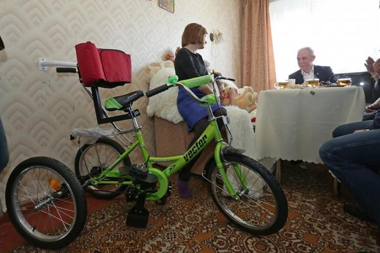 Губернатор Ульяновской области подписал план мероприятий по организации работы с детьми-инвалидами и молодыми инвалидами на 2018-2019 годы 2