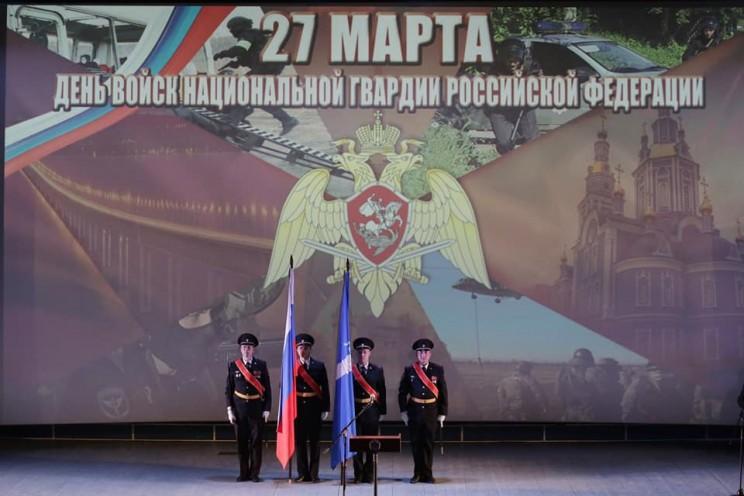 Губернатор Ульяновской области поздравил сотрудников Росгвардии с профессиональным праздником - 1
