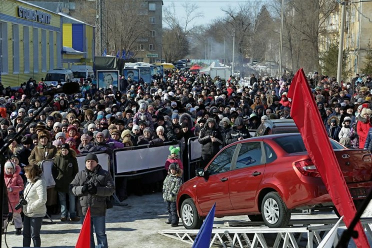 Губернатор Ульяновской области рассказал о масштабных планах по преображению Нижней Террасы, 9 марта 2018
