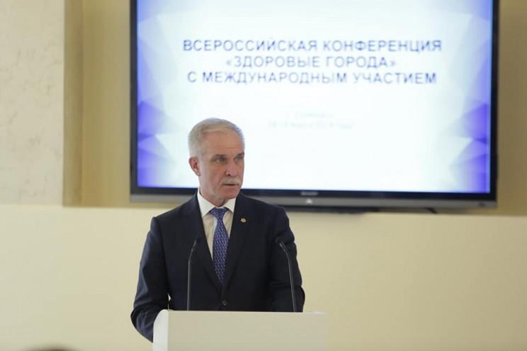 Губернатор Ульяновской области рассказал о международной конференции «Здоровые города», которая впервые проходит в Ульяновске - 1