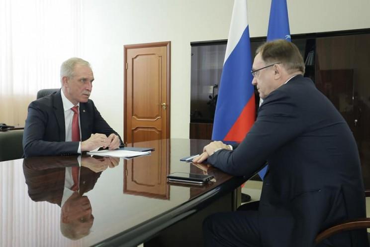 Губернатор Ульяновской области рассказал об итогах встречи с руководителем корпорации «КАМАЗ» Сергеем Когогиным - 1
