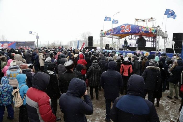 Сергей Морозов: «Наша цель – создать за пять лет 50 парков, отвечающих всем современным требованиям»