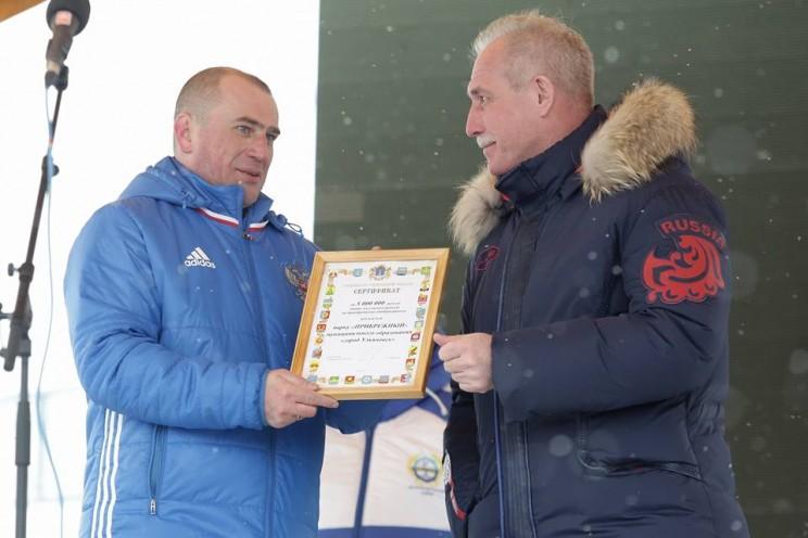 Губернатор Ульяновской области рассказал об обновлении парка «Прибрежный», которому исполнилось 25 лет - 3