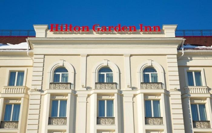 «Неправильный колясочник»: как ульяновец Егор Озерцов проверял отель Hilton Garden Inn