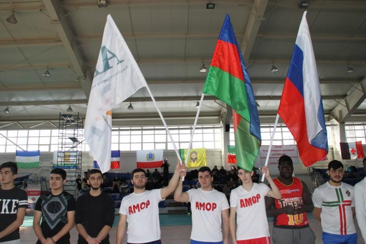 Ислам Гусейнов - Кубок дружбы народов мы посвятили президентским выборам и чемпионату по футболу 3