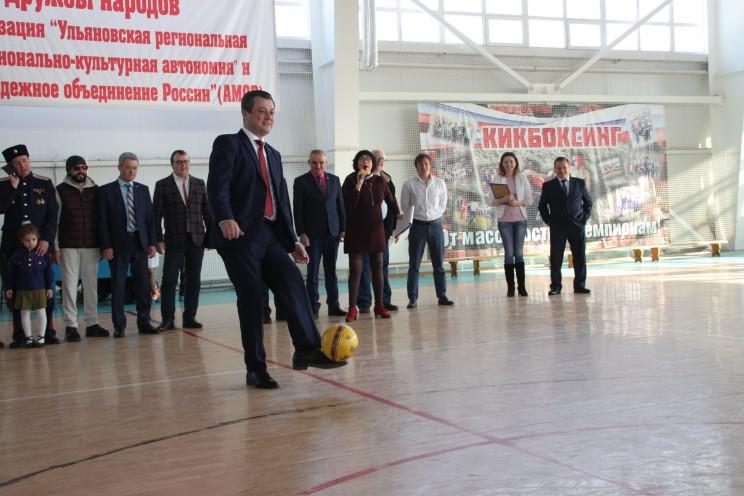 Ислам Гусейнов - Кубок дружбы народов мы посвятили президентским выборам и чемпионату по футболу 4