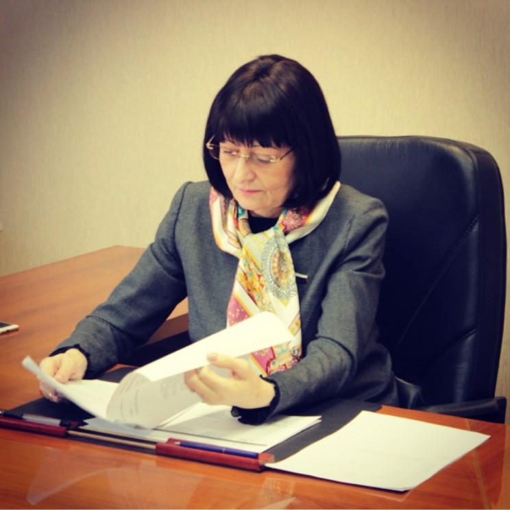 Марина Беспалова, 30 марта 2018 года