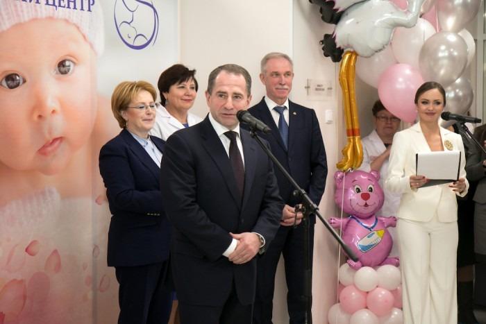 Открытие перинатального центра «Мама» в Ульяновске завершило реализацию президентской программы