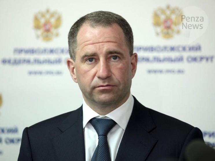 Михаил Бабич, полномочный представитель Президента в Приволжском федеральном округе