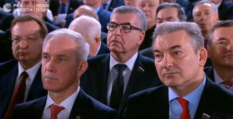 Сергей Морозов: «Мы будем работать по всем направлениям, о которых говорил глава государства»