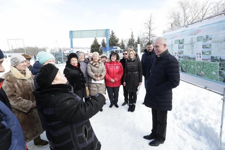 Около 6 миллионов рублей выделено на благоустройство парка в Ишеевке