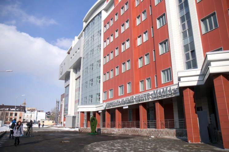 """Перинатальный центр """"Мама"""" в Ульяновске."""