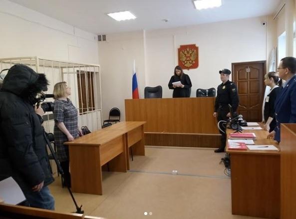 Приговор начальнику ИФНС по Желехнодорожному району Ульяноввска