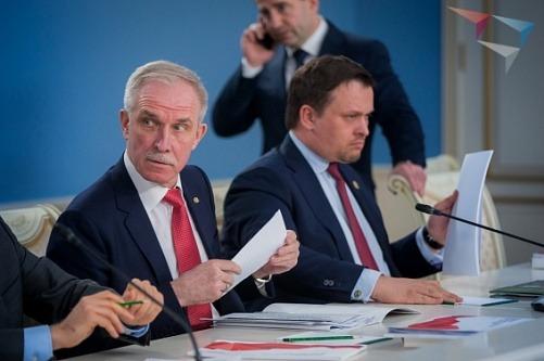 Сергей Морозов на заседании наблюдательного совета АСИ - 2