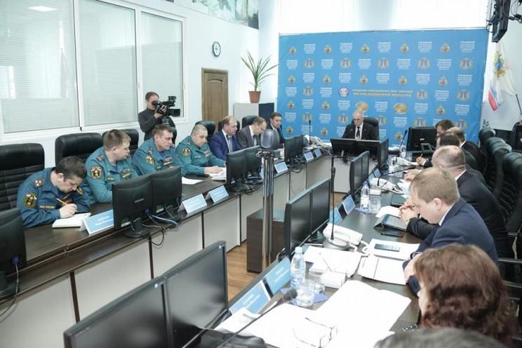 Сергей Морозов пообещал жёсткие меры в отношении должностных лиц, которые не подготовятся к паводку -3