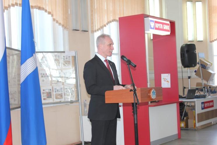 Сергей Морозов встретился с сотрудниками почтовой службы накануне Международного женского дня 3