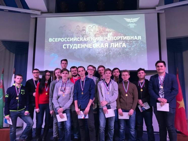 Светлана Опенышева Прошел заключительный тур регионального этапа Всероссийской киберспортивной студенческой лиги - 2