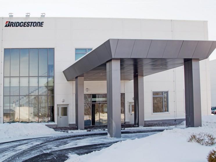 Ульяновское предприятие Bridgestone планирует выпустить в 2018 году 1 миллион шин в более чем 100 типоразмерах