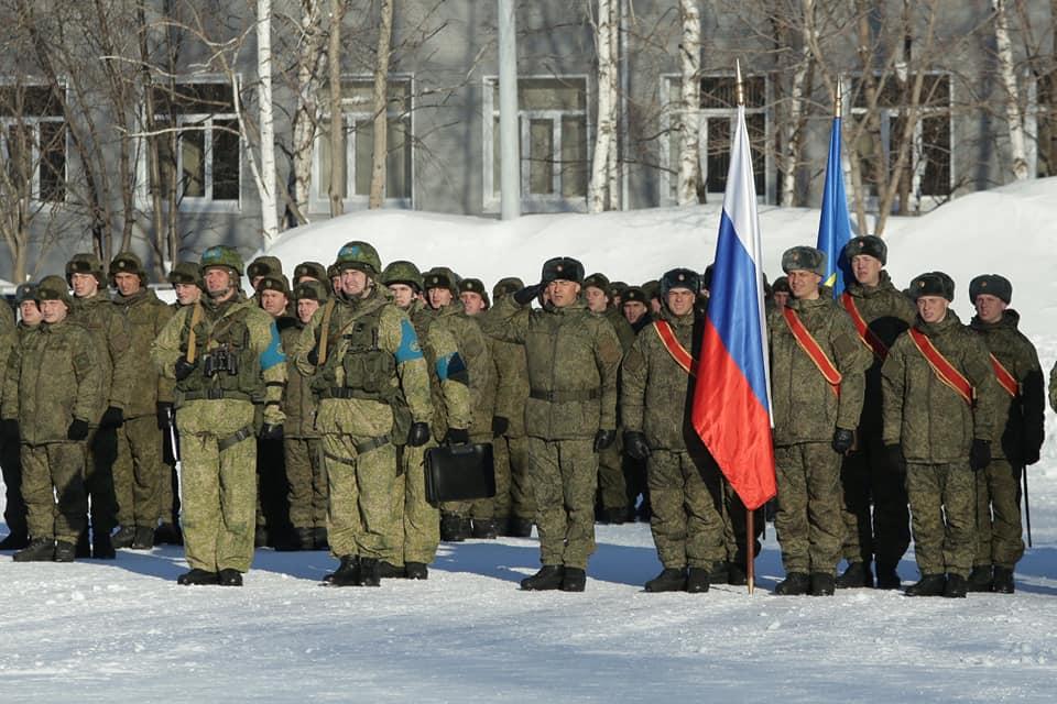 Сегодня стартует российско-белорусское учение