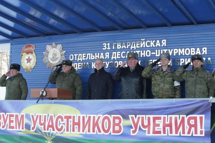 В Ульяновске началась активная фаза тактических учений подразделений из воздушно-десантных войск России и Беларуси - 2