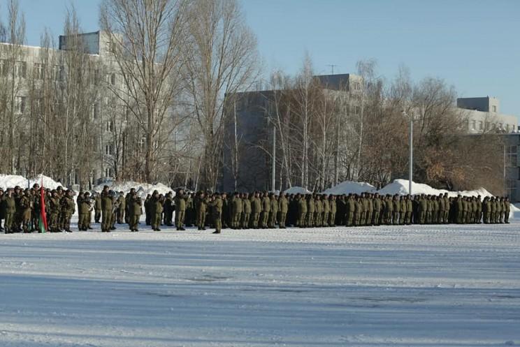 В Ульяновске началась активная фаза тактических учений подразделений из воздушно-десантных войск России и Беларуси - 3