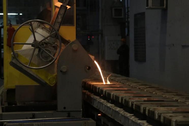 В Ульяновске введено в эксплуатацию чугунно-литейное производство сталелитейной компании «Памир» - 2